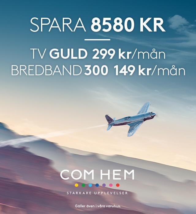 comhem bredband erbjudande